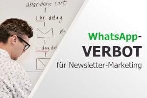 WhatsApp ahndet Newsletter-Versand
