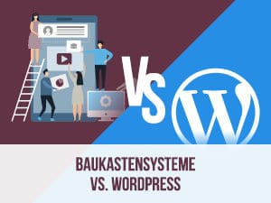 Baukastensystem vs. Wordpress.org